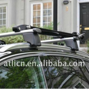 Best quality best sell car roof hard rack for surfboard