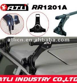 Aluminum roof rack with raingutter RR1201A
