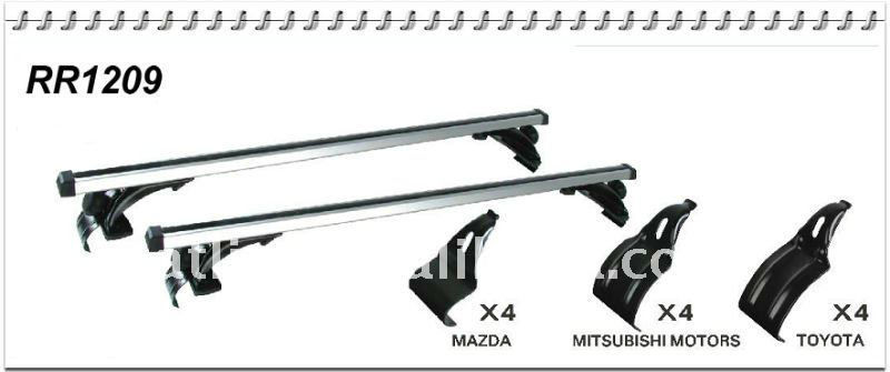 Aluminum Toyota Roof Rack 4x4 RR1209 Aluminum Car Roof Rack