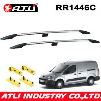 Top grade Aluminum car luggage rack RR1446C,roof rack,roof railing bar
