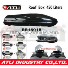 Top grade hot sell hard pack roof top box