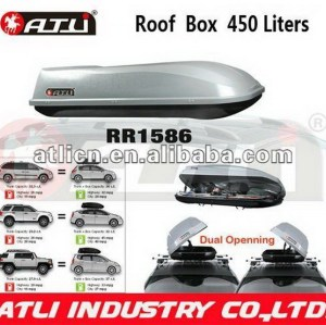 Hot selling Large Size  RR1586 luggage box,roof box