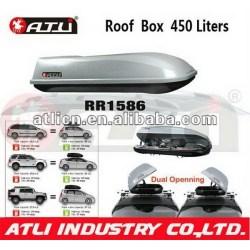 2013 custom-made roof top box
