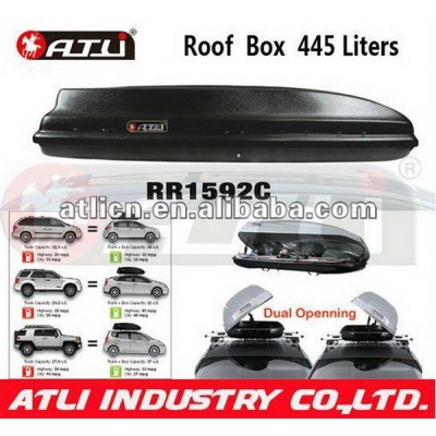 2013 custom-made car roof boxes hard and fashion