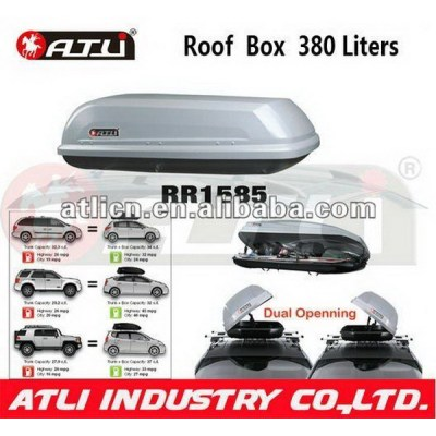 Quality customized roof cargo carrier box