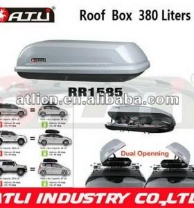 Top grade popular waterproof car roof cargo box