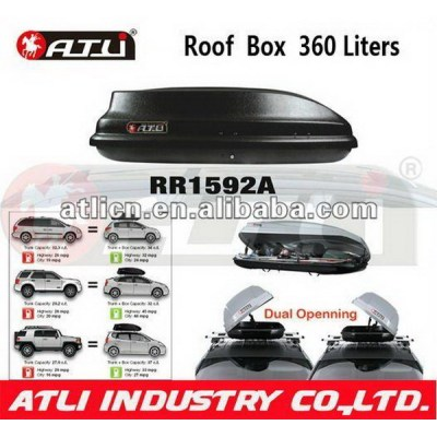 Hot selling Medium Size RR1592A roof box,luggage box