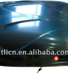 Hot selling Medium Size RR1572 ABS luggage box,roof box,cargo box