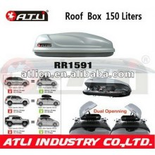 Top quality custom-made car top roof cargo carrier box