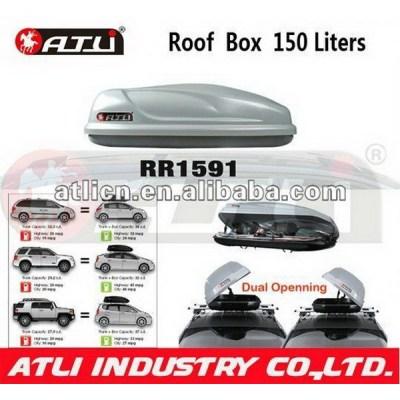 Top quality custom-made car top roof cargo carrier box