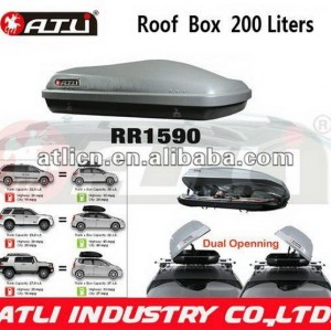 Hot selling Small Size RR1590 ABS luggage box,roof box