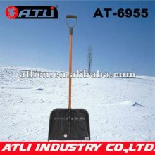 High quality factory price new design garden snow shovel AT-6955,folding snow shovel