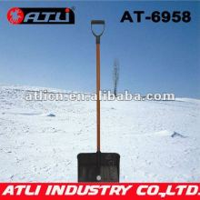 High quality factory price new design garden snow shovel AT-6958,folding snow shovel