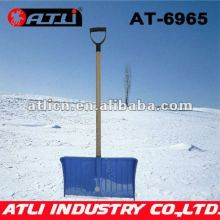 High quality factory price new design garden snow shovel AT-6965,folding snow shovel