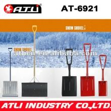 High quality factory price new design garden snow shovel AT-6921,folding snow shovel