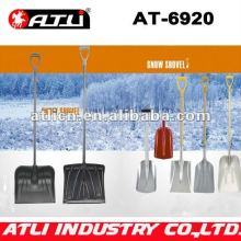 High quality factory price new design garden snow shovel AT-6920,folding snow shovel