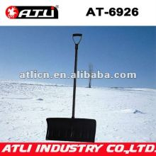 High quality factory price new design garden snow shovel AT-6926,folding snow shovel