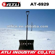 High quality factory price new design garden snow shovel AT-6929,folding snow shovel