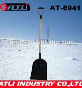 High quality factory price new design garden snow shovel AT-6941,folding snow shovel