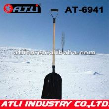 High quality factory price new design garden snow shovel AT-6941,folding snow shovel