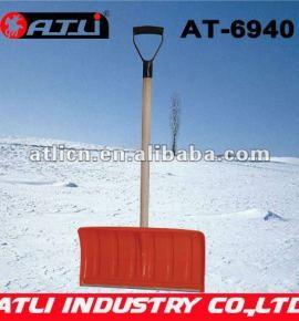 High quality factory price new design garden snow shovel AT-6940,folding snow shovel