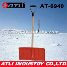 High quality factory price new design garden snow shovel AT-6940,folding snow shovel