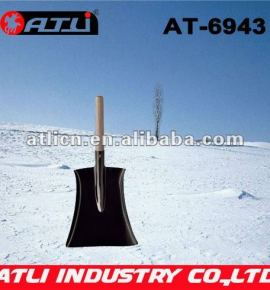 High quality factory price new design garden snow shovel AT-6943,folding snow shovel
