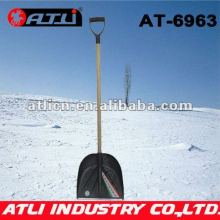High quality factory price new design garden snow shovel AT-6963,folding snow shovel