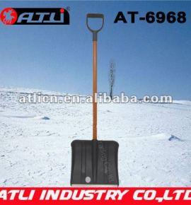 High quality factory price new design garden snow shovel AT-6968,folding snow shovel