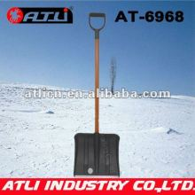 High quality factory price new design garden snow shovel AT-6968,folding snow shovel