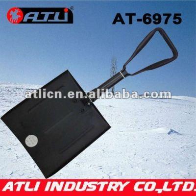 High quality factory price new design garden snow shovel AT-6975,folding snow shovel