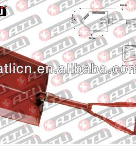 High quality factory price new design garden snow shovel AT-503,heated snow shovel