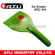 Practical and good quality Hand held plastic ice scraper ATIC-010, ice scraper with gloves