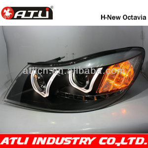 auto head lamp for New Octavia