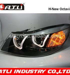 auto head lamp for New Octavia