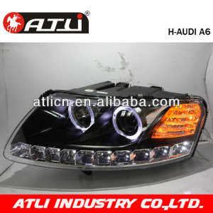 Replacement LED head lamp for AUDI A6