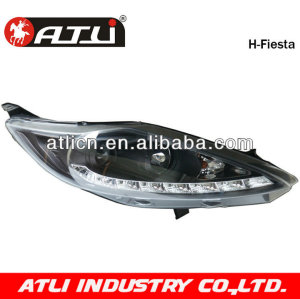 Replacement head lamp for Ford Fiesta