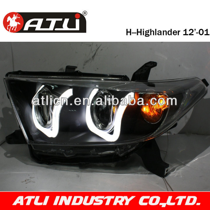 auto head lamp for Highlander 12'