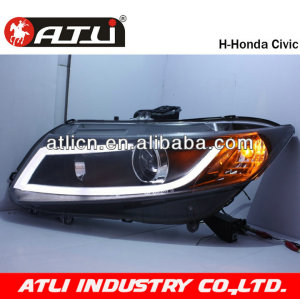Refitting Modified car Led head lamp FOR Civic