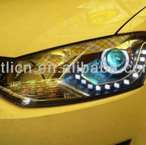 VOLKWAGEN POLO LED head lamp