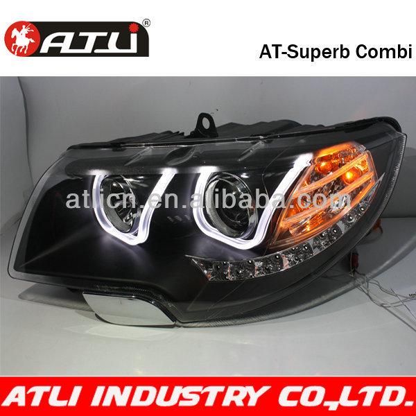 Superb Combi headlight
