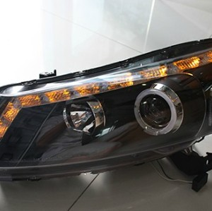 Modified top quality head lamp for HONDA ACCORD 2008-2011
