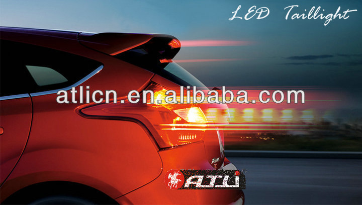 Car tail LED lamp for Highlander