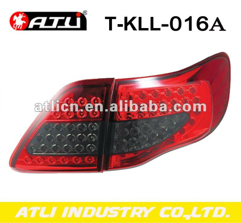 Car tail lamp for Toyota Corolla 2007-2009