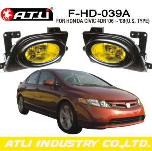 Replacement LED fog lamp for Honda Civic 4DR '06-'08(U.S. TYPE) F-HD039A