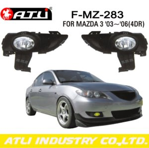 Replacement LED fog lamp for Mazda 3 '03~'06