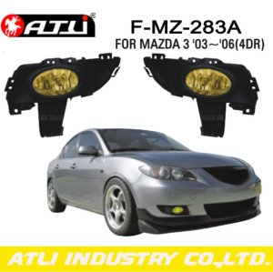 Replacement LED fog lamp for Mazda 3 '03~'06 (4DRS)