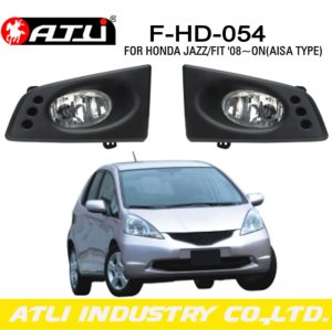 Replacement Halogen foglight for HONDA  JAZZ/FIT 08-ON ( ASIA TYPE)