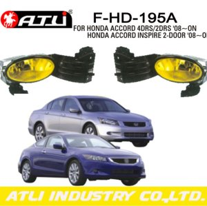 Replacement LED fog lamp for Honda Accord 4DRS 08-on