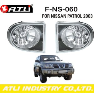 Replacement LED fog lamp for NISSAN PATROL 2003